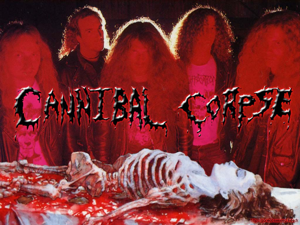 cannibal corpse wallpaper bing images