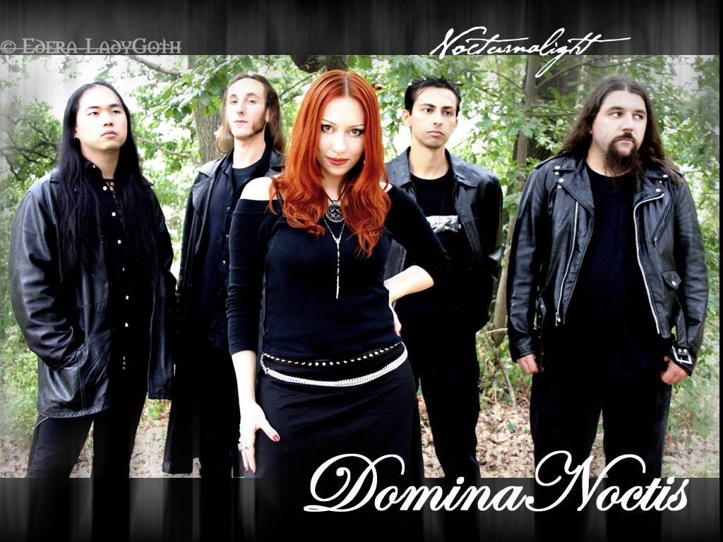 DOMINA NOCTIS ВСЕ ПЕСНИ СКАЧАТЬ БЕСПЛАТНО